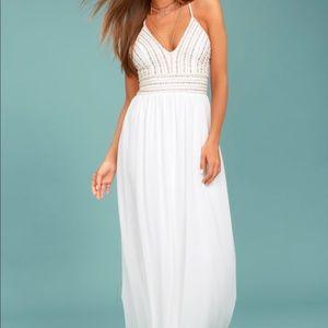 Maxi dress/prom dress